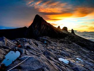 Visita a el monte Kinabalu