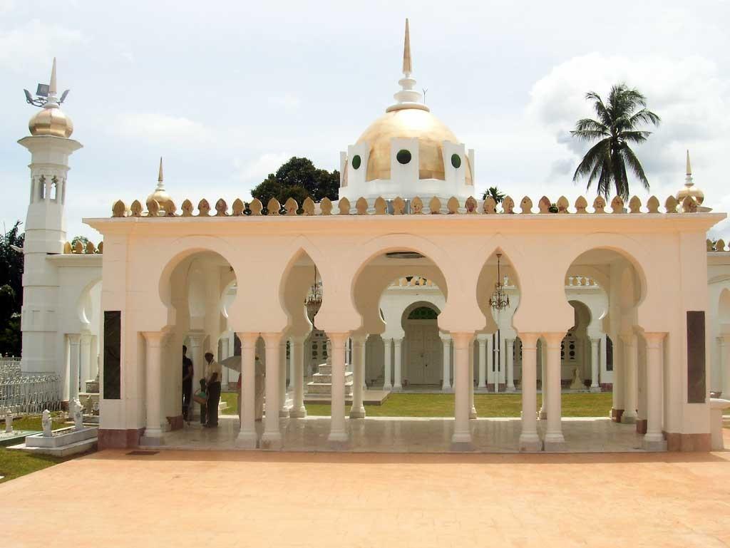 Palacio Sultan Perak en Actividades en Malasia