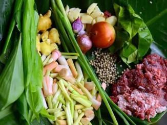 La cocina de Malasia todas las variedades