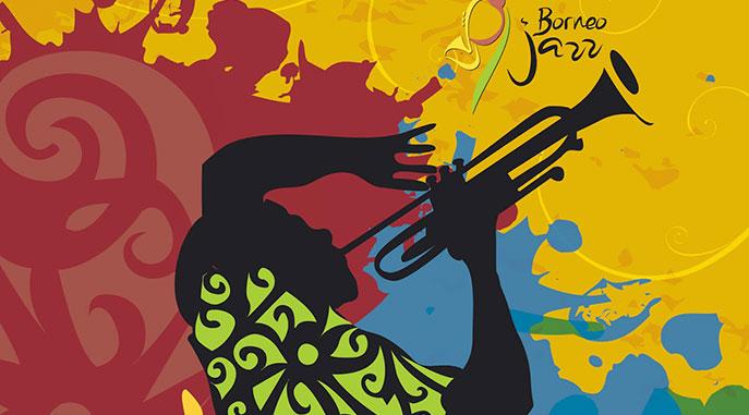 Festival de Jazz en Borneo ciudad de Miri