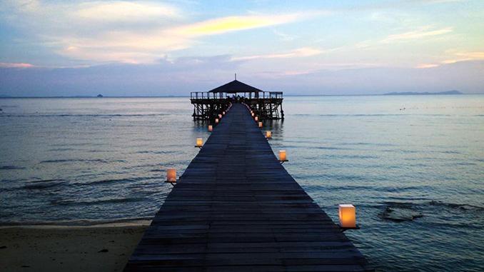 Cómo llegar a la isla de Tioman en Malasia
