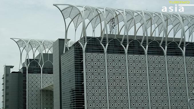 Arquitectura y Diseño de Putrajaya en Malasia