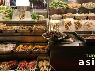 Te contamos qué comer en Malasia