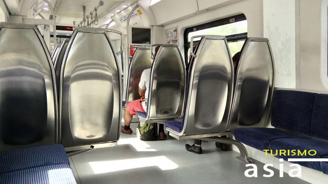 Los trenes de Kuala Lumpur
