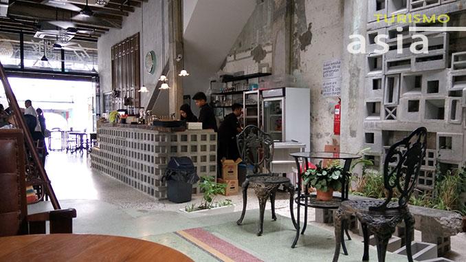 Chinatown o barrio chino de Kuala Lumpur ofrece guest house