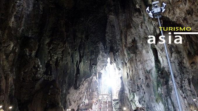 Las cuevas de Batu atractivo turistico en Malasia