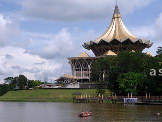 Visitar Kuching en el estado de Sarawak en Borneo