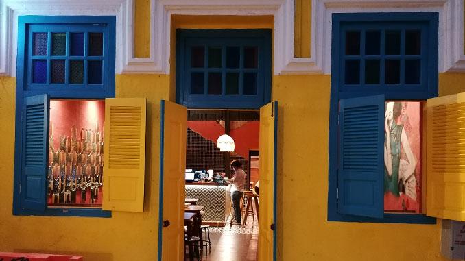 Restaurantes ChinaTown de Kuala Lumpur