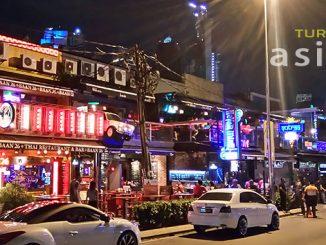 La vida nocturna en Kuala Lumpur