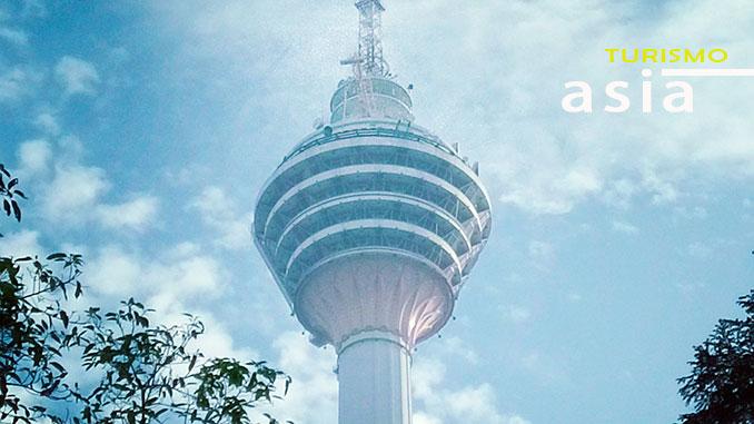 Visita a la torre de comunicaciones de Kuala Lumpur