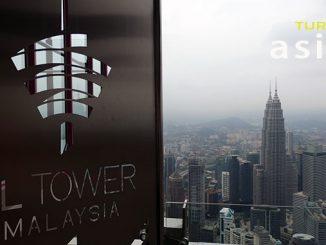La torre mas alta de Kuala Lumpur