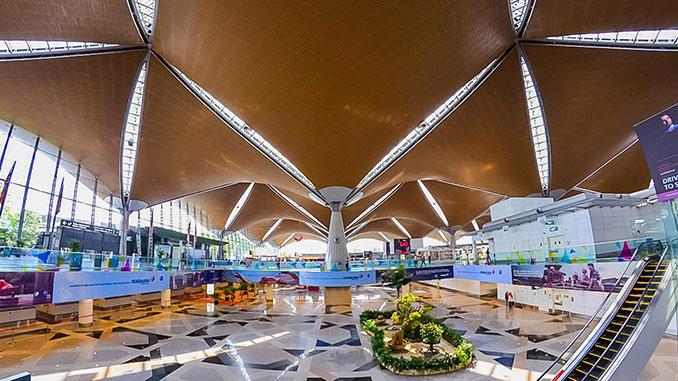 Micros desde el aeropuerto al centro de Kuala Lumpur