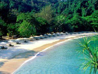 Isla de Pangkor en Malasia