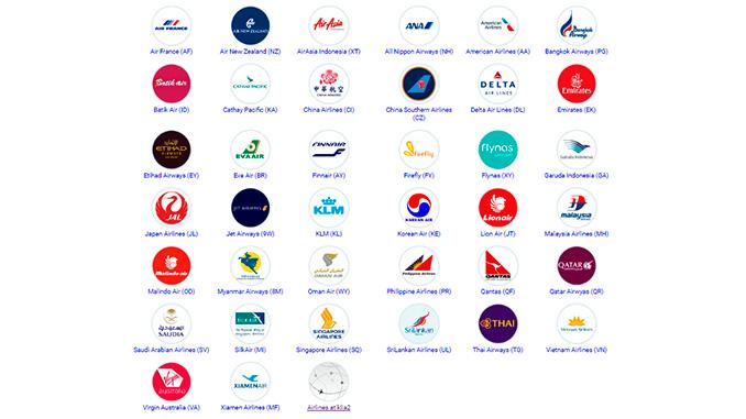 transporte en Malasia aerolíneas que llegan a Kuala Lumpur