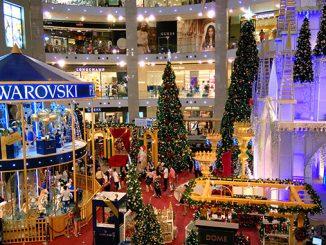 Navidad en Kuala Lumpur