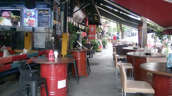 Donde tomarse una copa en Kuala Lumpur