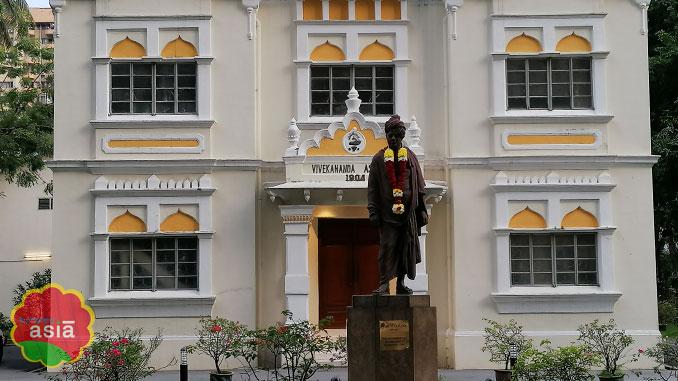 casa hindú en Malasia