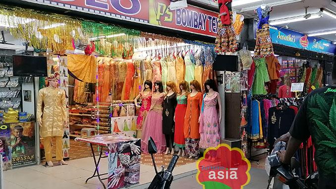 saris y ropa india