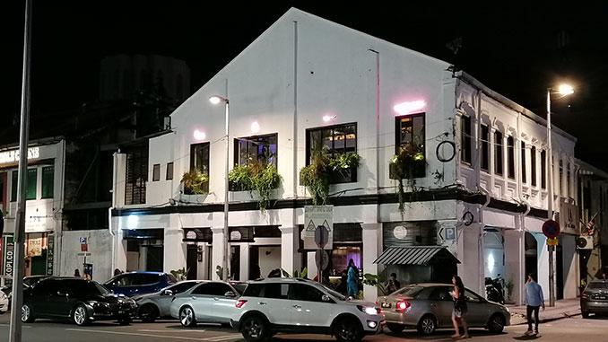 El bar Wild Flowers es nuevo en la noche de Kuala Lumpur