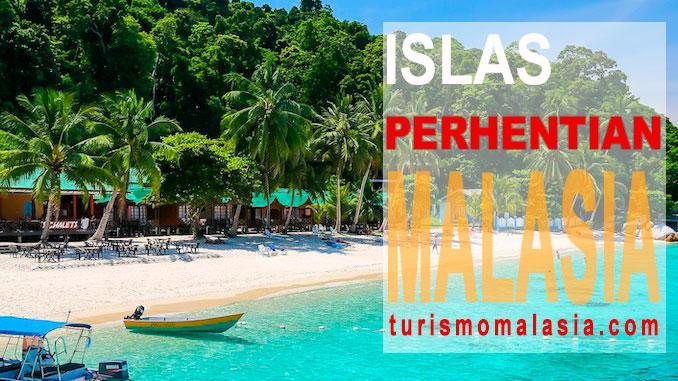 islas Perhentian en la costa Este de Malasia
