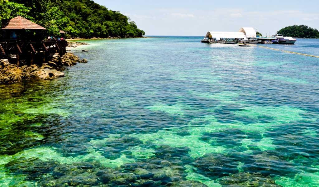 Isla de Langkawi en la guía para tu viaje a Malasia
