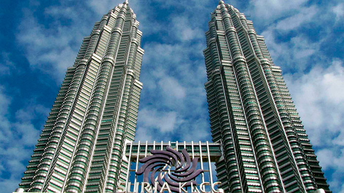 Que ver en Malasia KLCC