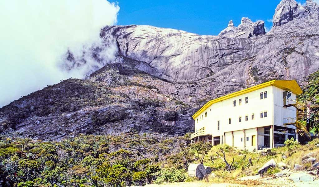 Refugio Laban Rata el Monte Kinabalu