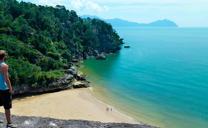 Visita al Bako National Park en la isla de Borneo