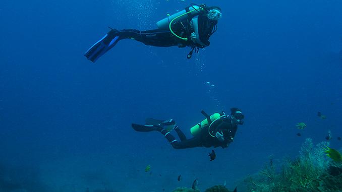 Buceo en la isla Tioman Malasia