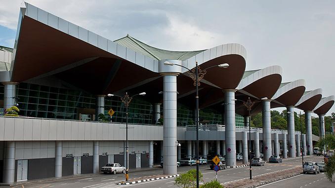 Cómo llegar a Labuan su aeropuerto