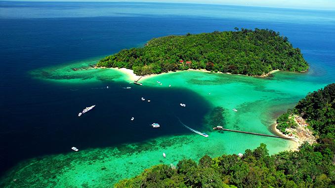 Islas de Sandakan Borneo