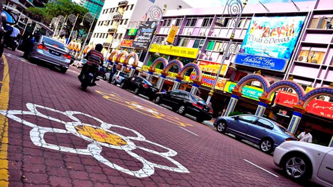 La pequeña india de Kuala Lumpur