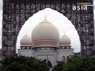 Putrajaya la ciudad administrativa de Malasia