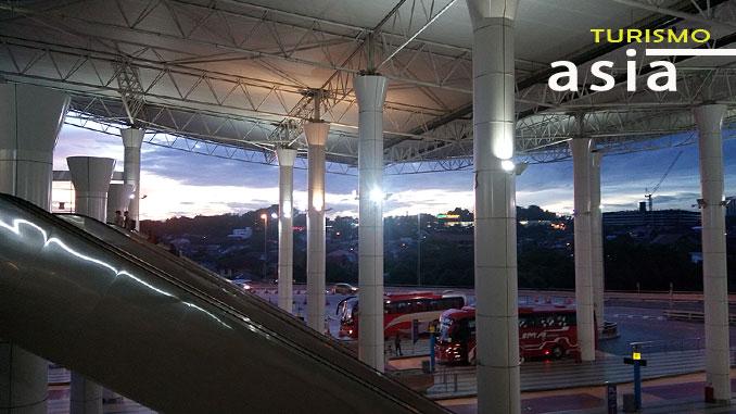 Nueva estación de autobuses de Kuala Lumpur