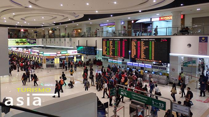 estación de micros de Kuala Lumpur