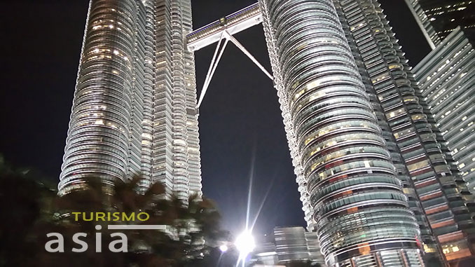La vida nocturna en Malasia