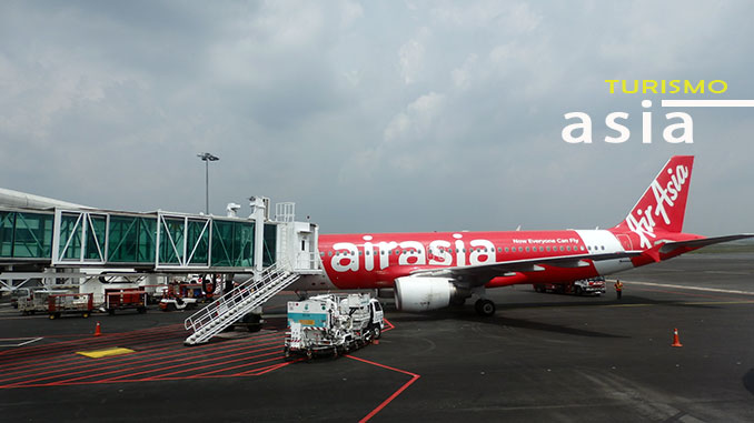 Todas las compañías low cost en Malaysia y Asia