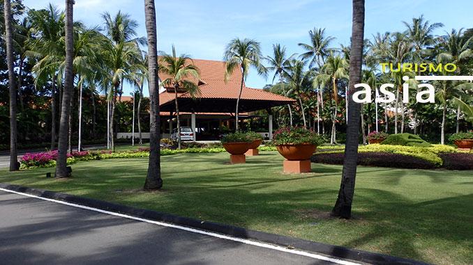 Hotel Sangri-La en Kota Kinabalu Sabah