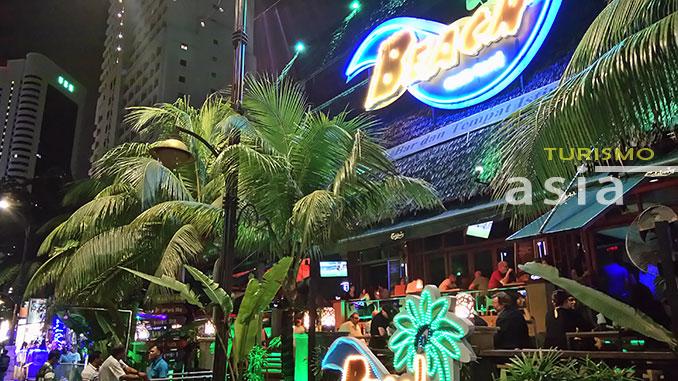 Beach Club Cafe KL nightlife of Kuala Lumpur