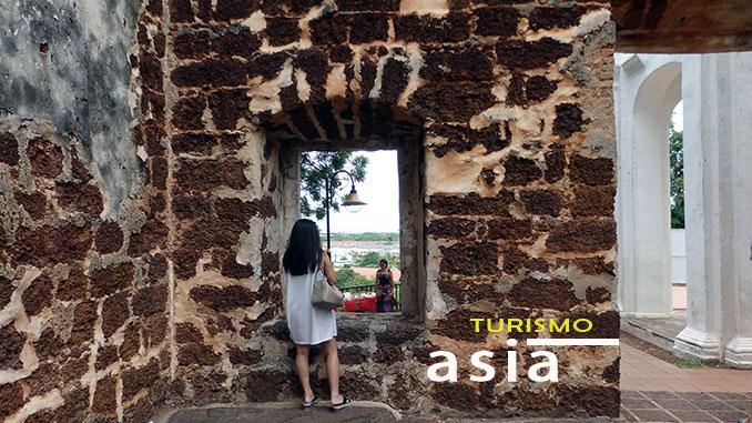 Historia de la antigua capital de Malaysia
