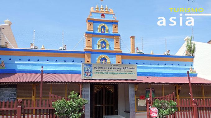 Templos en Melaka