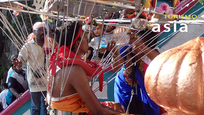 best pictures of Thaipusam festival