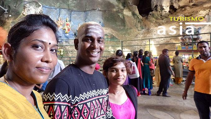 Thaipusam festival Batu Caves