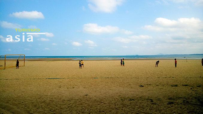 playas en Malasia east cost