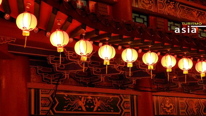 El templo chino más bonito de Malasia
