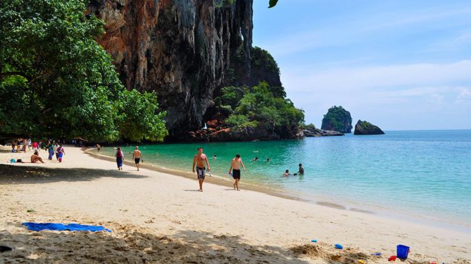 Las playas de Penang en Malasia