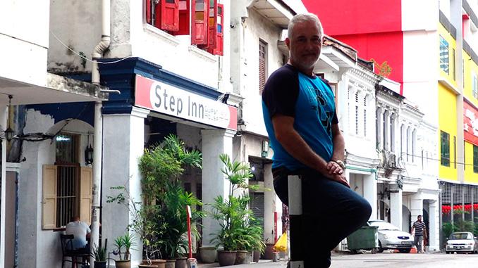 Pasear por Kuala Lumpur