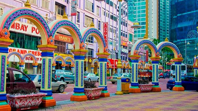 Visitar Little India en Kuala Lumpur qué ver en Malasia