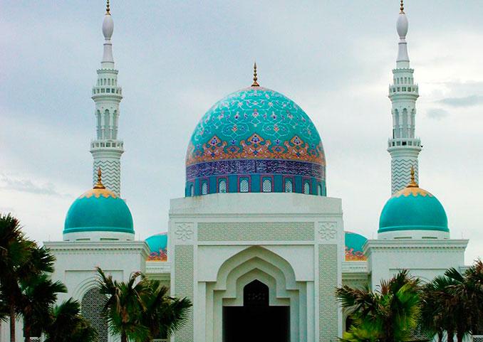 Qué ver en Kuala Lumpur mezquita Masjid