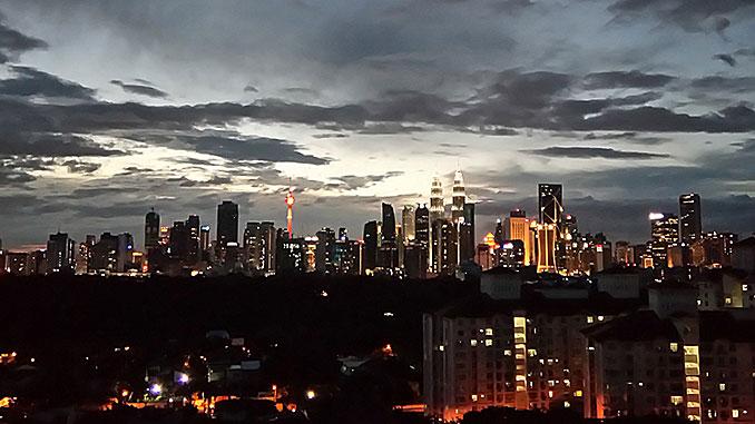Qué ver en Kuala Lumpur de noche